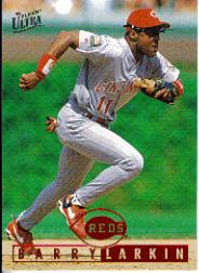 1995 Ultra #145 Barry Larkin
