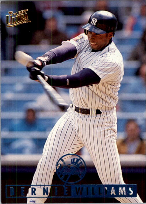 1995 Ultra #314 Bernie Williams