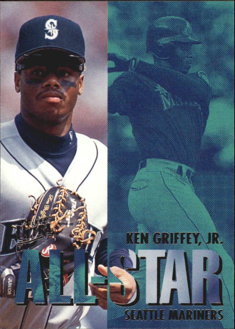 1995 Ultra All-Stars #7 Ken Griffey Jr.