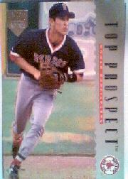 1995 Upper Deck Electric Diamond #10 Nomar Garciaparra