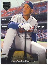 1995 Upper Deck Electric Diamond #97 Manny Ramirez