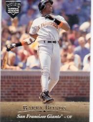 1995 Upper Deck Electric Diamond #335 Barry Bonds