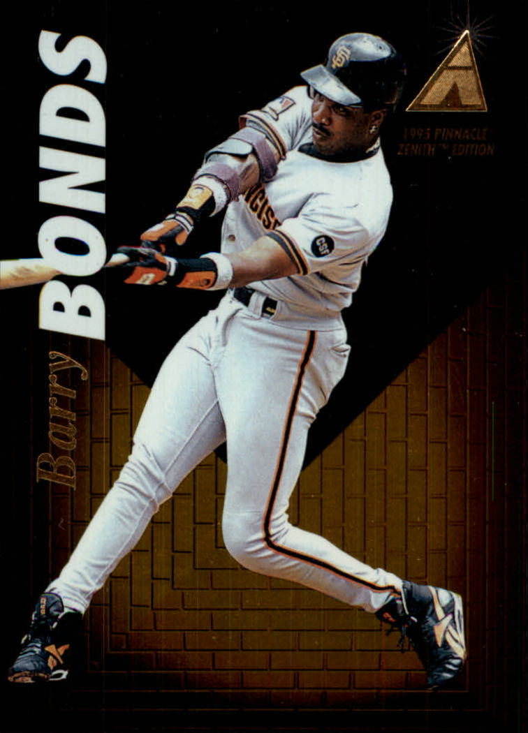 1995 Zenith #5 Barry Bonds