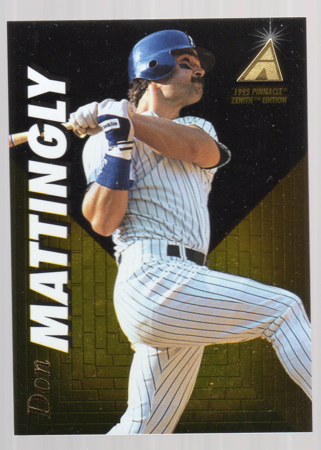 1995 Zenith #29 Don Mattingly