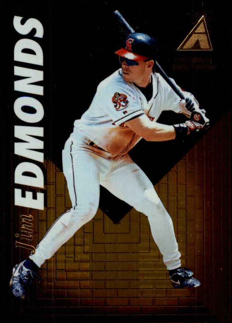 1995 Zenith #73 Jim Edmonds