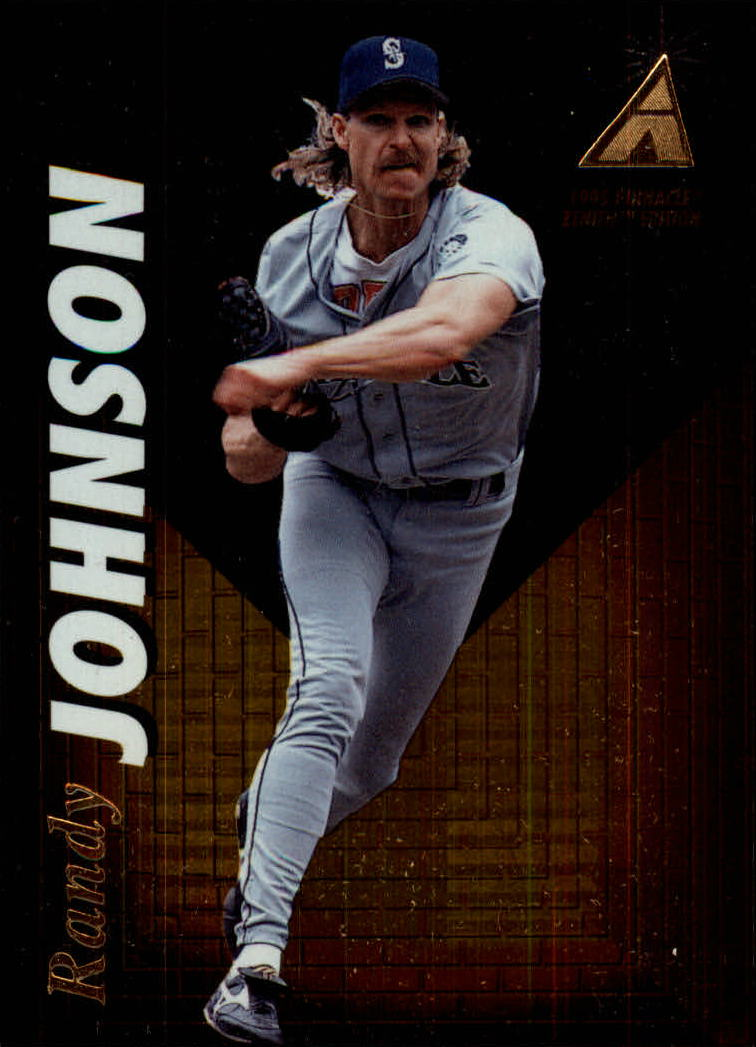 1995 Zenith #83 Randy Johnson