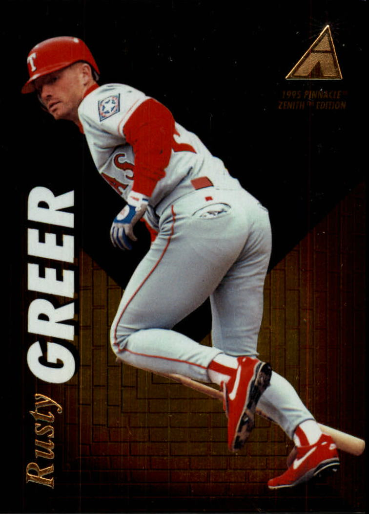 1995 Zenith #96 Rusty Greer