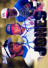 1996 Best Player of the Year Andruw Jones Autographs #4 A.Jones Richmond w/Glove