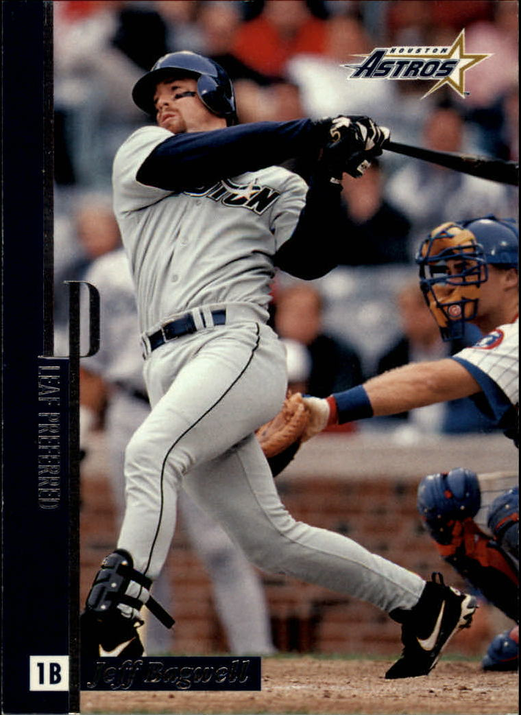 1996 Leaf Preferred #8 Jeff Bagwell