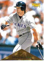 1996 Pinnacle #3 Dante Bichette