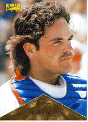 1996 Pinnacle #4 Mike Piazza
