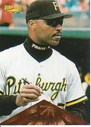 1996 Pinnacle #21 Dave Clark