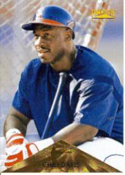 1996 Pinnacle #32 Chili Davis