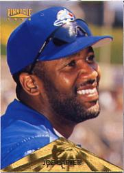 1996 Pinnacle #33 Joe Carter