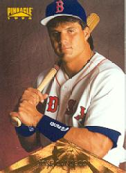 1996 Pinnacle #36 Jose Canseco