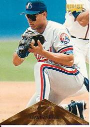 1996 Pinnacle #39 David Segui