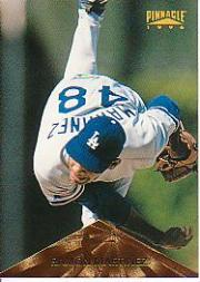1996 Pinnacle #45 Ramon Martinez