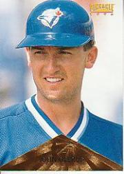 1996 Pinnacle #50 John Olerud