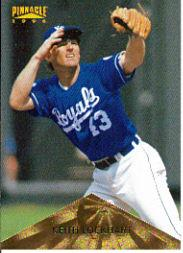 1996 Pinnacle #56 Keith Lockhart