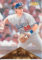 1996 Pinnacle #58 Tim Wallach