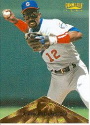 1996 Pinnacle #72 Shawon Dunston