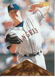1996 Pinnacle #76 Jim Abbott