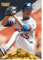 1996 Pinnacle #79 Pedro Martinez