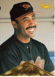 1996 Pinnacle #80 Harold Baines