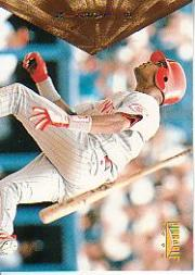 1996 Pinnacle #90 Barry Larkin