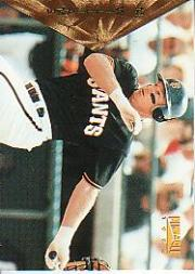 1996 Pinnacle #97 Matt Williams
