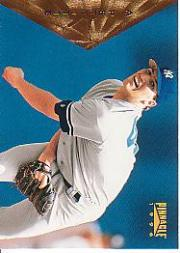 1996 Pinnacle #103 Andy Pettitte