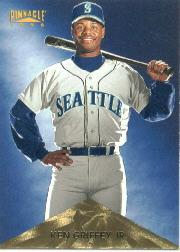 1996 Pinnacle #122 Ken Griffey Jr.