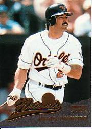 1996 Pinnacle #146 Rafael Palmeiro NAT