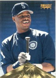 1996 Pinnacle #195 Ken Griffey Jr. CL
