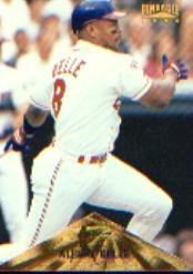 1996 Pinnacle #207 Albert Belle