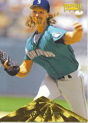 1996 Pinnacle #236 Randy Johnson