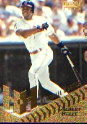 1996 Pinnacle #262 Albert Belle HH