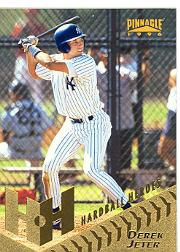 1996 Pinnacle #279 Derek Jeter HH