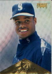 1996 Pinnacle #394 Ken Griffey Jr. CL