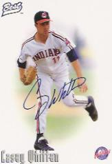 1996 Best Autographs #87 Casey Whitten