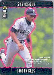 1996 Collector's Choice You Make the Play #34A Alex Rodriguez