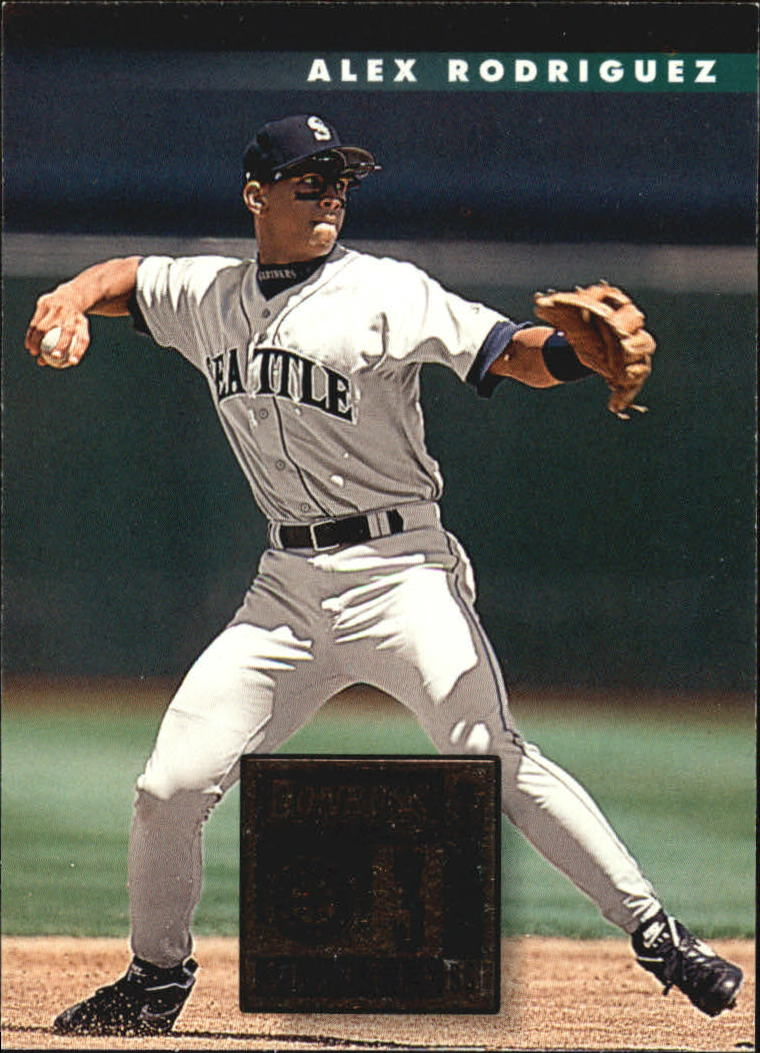 1996 Donruss #8 Alex Rodriguez