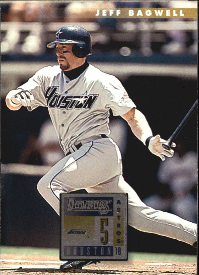 1996 Donruss #81 Jeff Bagwell