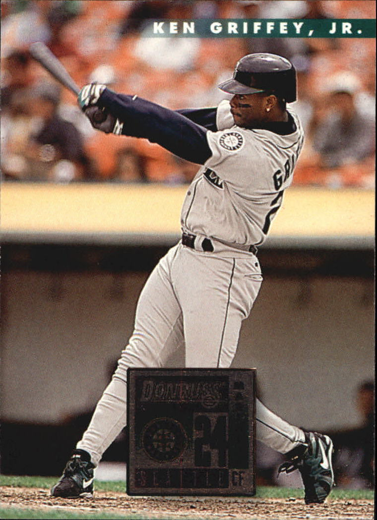 1996 Donruss #338 Ken Griffey Jr.
