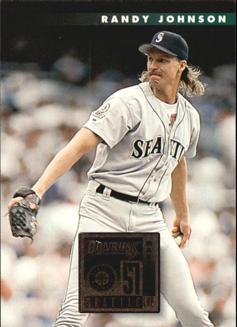 1996 Donruss #478 Randy Johnson