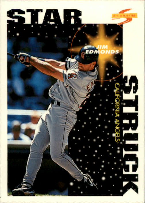 1996 Score #359 Jim Edmonds SS