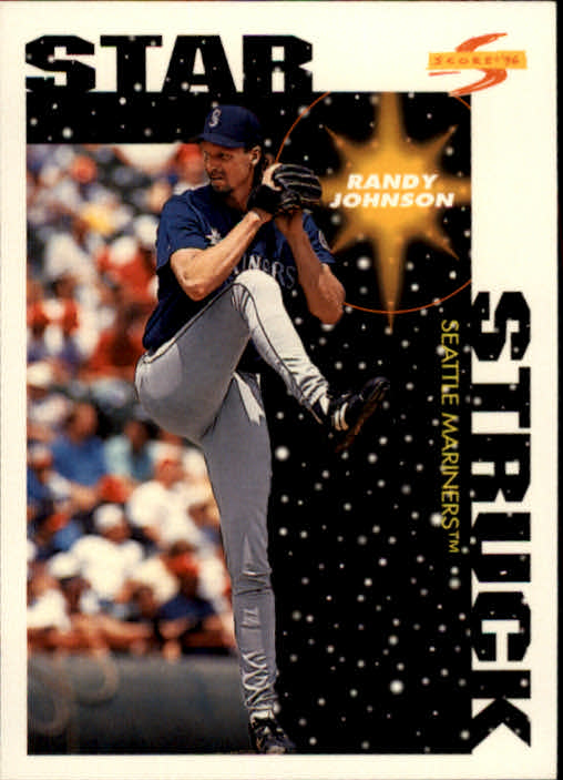 1996 Score #367 Randy Johnson SS
