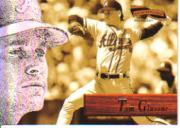 1996 Pinnacle Aficionado #35 Tom Glavine