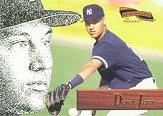 1996 Pinnacle Aficionado #163 Derek Jeter