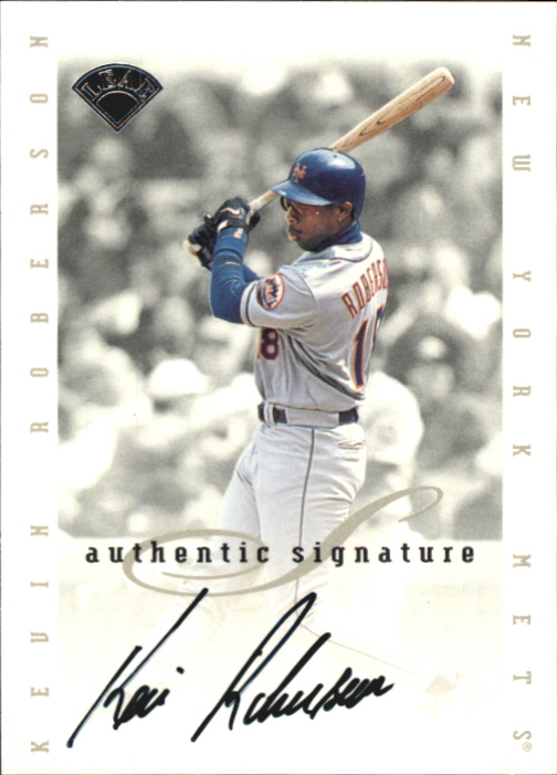 1996 Leaf Signature Extended Autographs #174 Alex Rodriguez SP/500